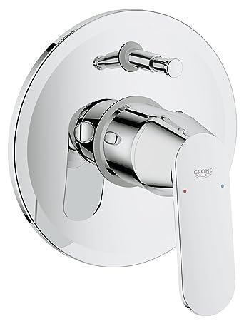 Gut gemocht Grohe 32879000 Hebel Mischbatterie Unterputz für Badewanne/shower ZS68