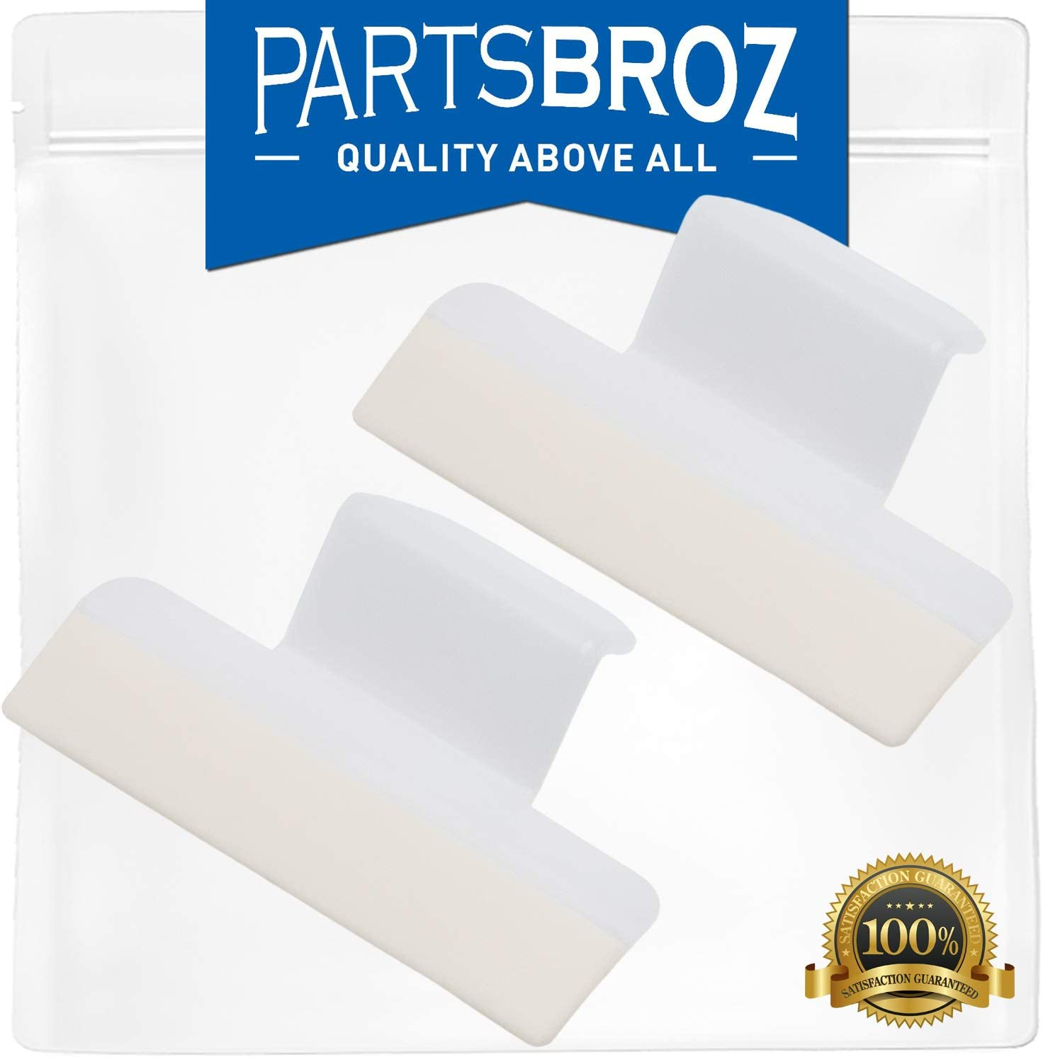 154701001 Splash Shield Kit for Frigidaire Dishwashers by PartsBroz - Replaces Part Numbers AP4338941, 1465007, 154685101, AH2203346, EA2203346, PS2203346
