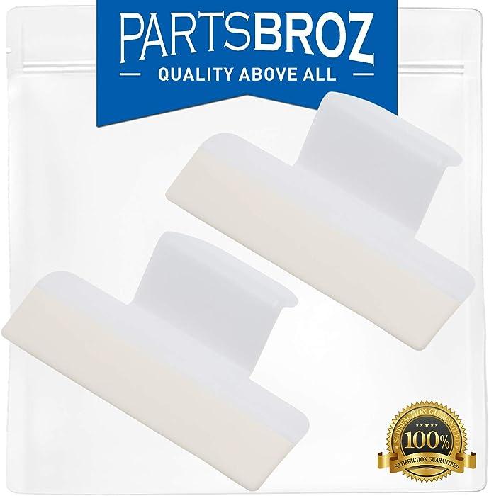154701001 Splash Shield Kit for Frigidaire Dishwashers by PartsBroz - Replaces Part Numbers AP4338941, 1465007, 154685101, AH2203346, EA2203346, PS2203346
