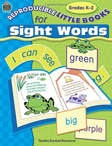 Read Online Reproducible Little Books for Sight Words Text fb2 book