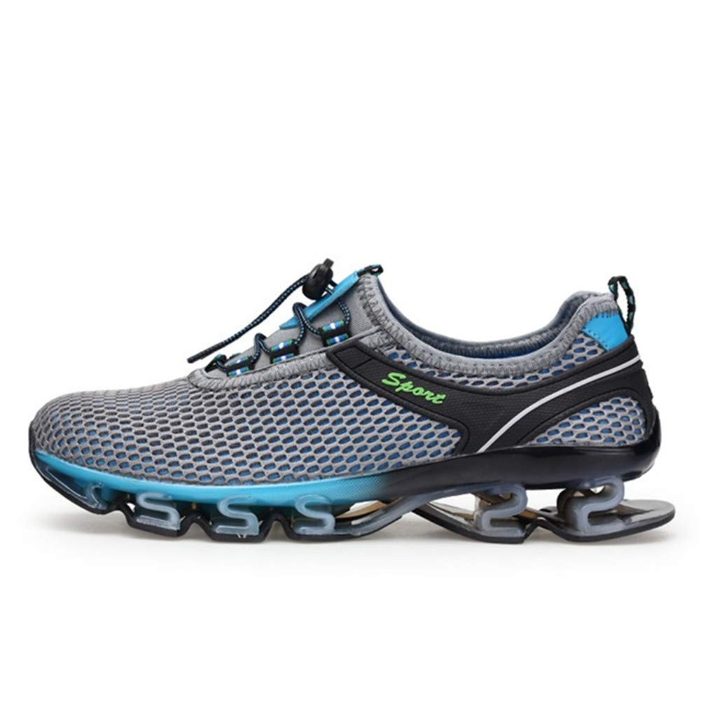 114061fb35e31 Amazon.com  CoolBao Running Shoes Men Sneakers Bounce Summer Outdoor Sport  Shoes Professional Training Shoes  Sports   Outdoors