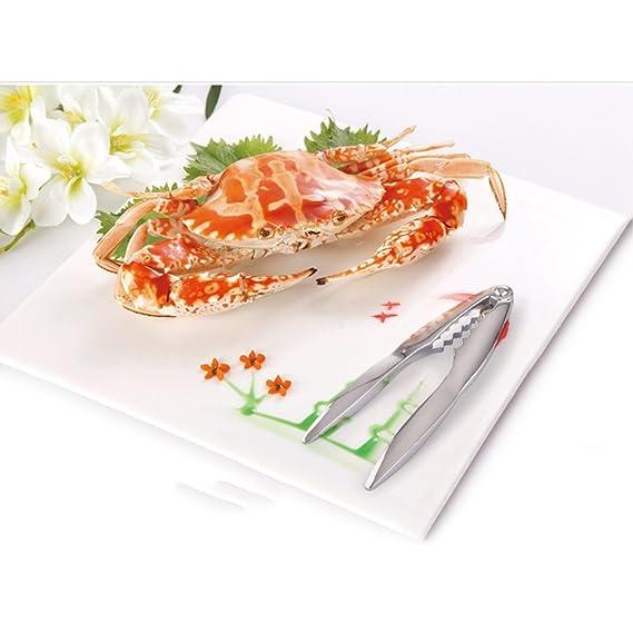 Amazon.com: eDealMax cocina de acero inoxidable mariscos ...