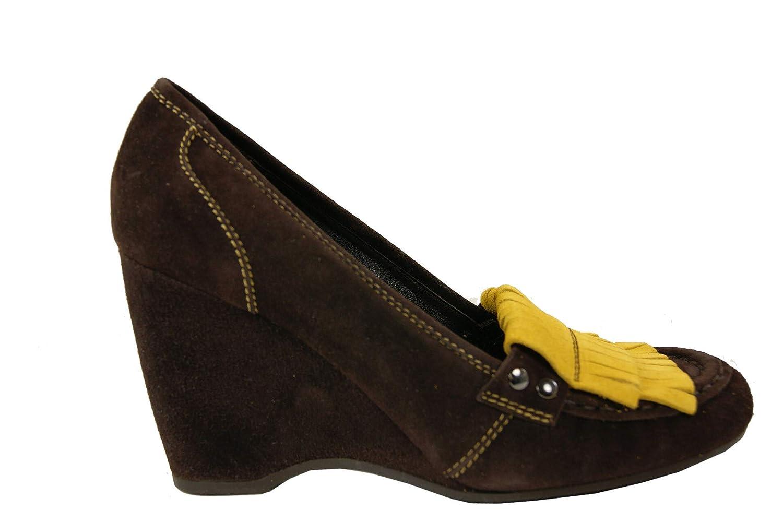 Hogan Heels Pumps Gr. 36,5 EU - Schuhe Wedges Keilabsatz Damen Schuhe - EU ba869d