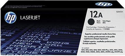 Hp 12a Q2612a Schwarz Original Toner Für Hp Laserjet 1010 1020 1022 3015 3050 3055 Bürobedarf Schreibwaren