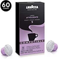 Lavazza Pack of 60 Nespresso Compatible Capsules