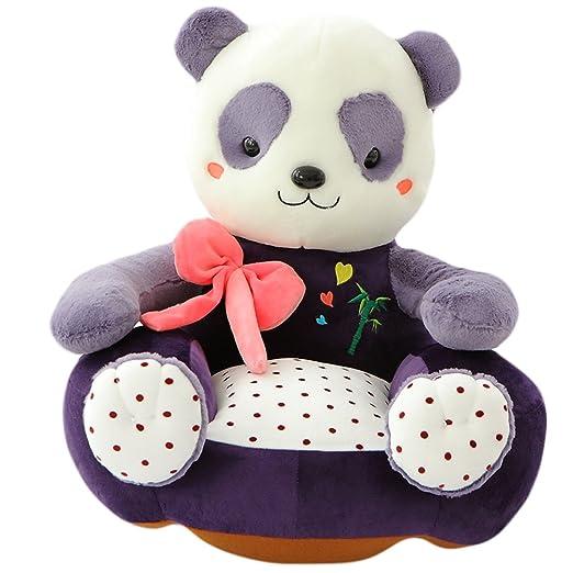 Vercart - Puf infantil en forma de panda (cama y sofá para niños ...