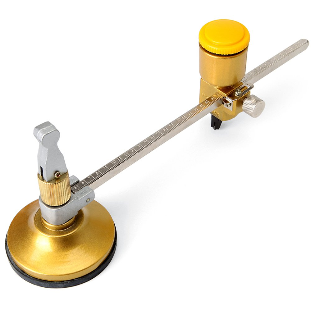 Heavy-duty Circular Glass Cutter with Suction Cup 40# by JPD