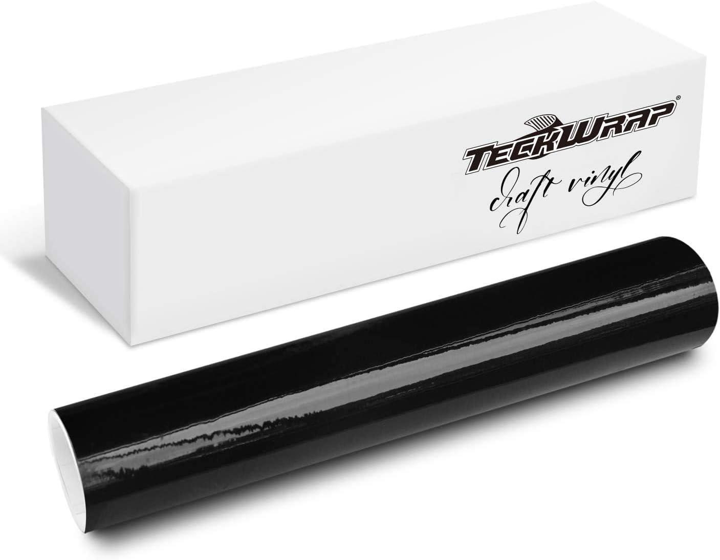 30cmx3m Brillante Negro adhesivo de rodillo de vinilo para signo ...