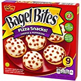 Bagel Bites, Cheese and Pepperoni, 9 Count , 7 oz
