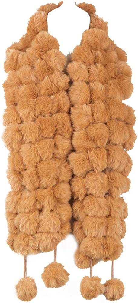 Dikoaina Women's Winter Fur...