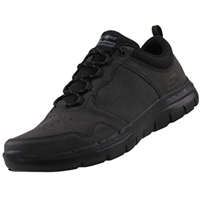 0e02c5ef853 Skechers Scarpe Flex Advantage 2.0 Dali CODICE 52124-BBK  Amazon.it  Scarpe  e borse