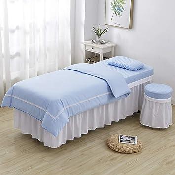 Amazon.com: YXLHJ - Juego de sábanas de masaje de algodón ...