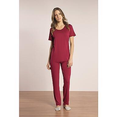2a47c9dc4 Pijama Lupo Modal (Adulto) Tamanho  P