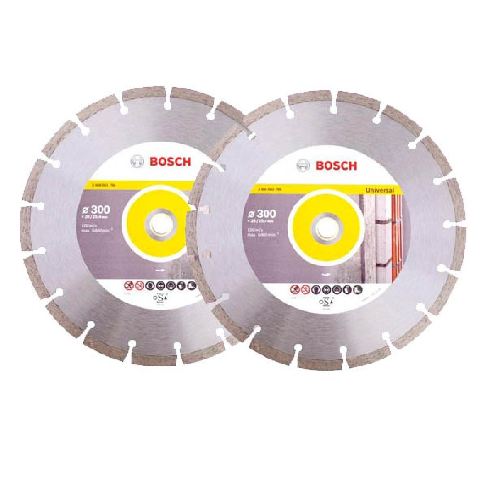 Bosch 2608602796 Pro Universal Diamond Blade Cutting Disc 300mm 12
