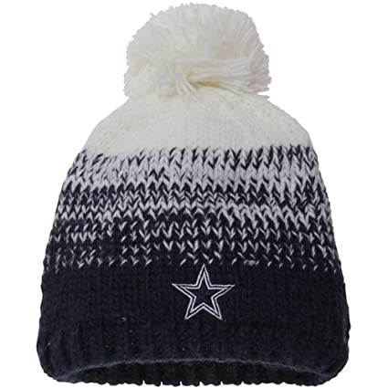 Image Unavailable. Image not available for. Color  Dallas Cowboys New Era  Polar Dust Knit Hat 59292f78c