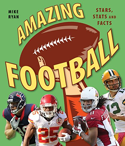 Amazing Football: Stars, Stats and Facts PDF