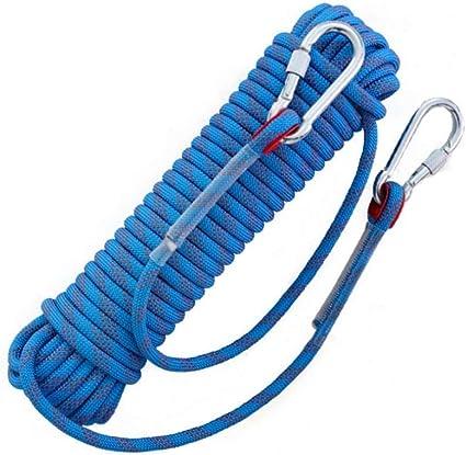 Cuerda para escalada en roca, cuerda de descenso de cuerda ...
