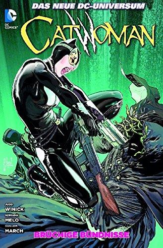 Catwoman, Bd. 2: Brüchige Bündnisse