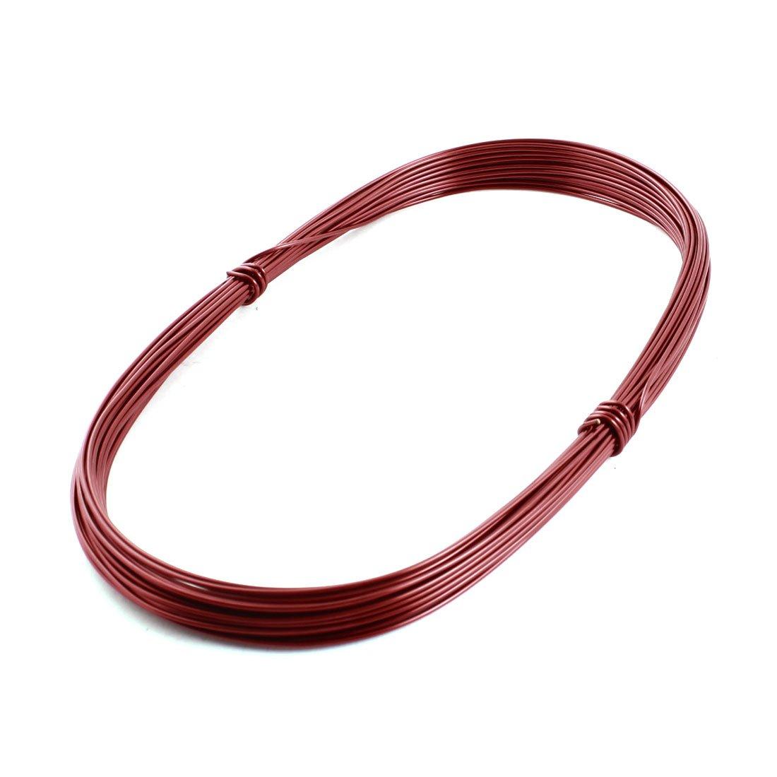 Sourcingmap a14090300ux0074-1,25 mm de diámetro de soldadura eléctrica de soldadura de cobre esmaltado de alambre bobinado 15m: Amazon.es: Industria, ...