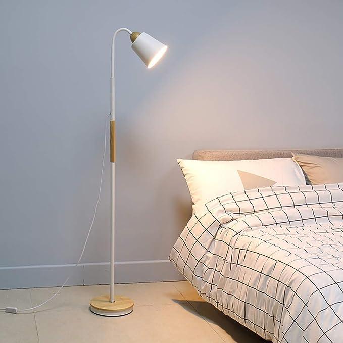 YILIAN luodideng La Cabeza de la lámpara de Piso Simple ...