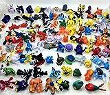 BonBon Mini Monster Action Figures-Compatible With Pokemon