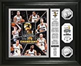NBA San Antonio Spurs 2014 Finals Champions ''Banner'' Photo Mint Silver Coin, 22'' x 15'' x 4''