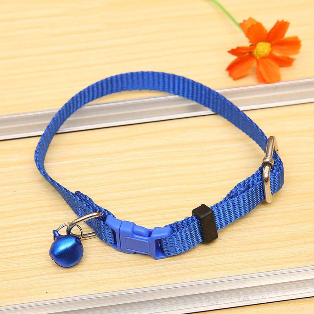 più preferenziale Daeou Daeou Daeou Collari per cani Nylon campana cane gatto collare, 26  1cm  consegna rapida