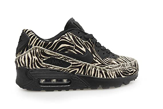 premium selection be88b 7ab96 Image Unavailable. Image not available for. Color  Nike Womens Air Max 90  LXRARE Animal Pack