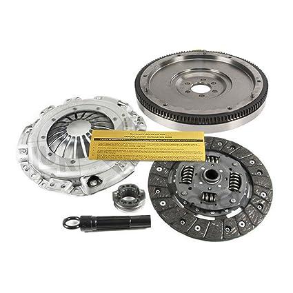 Amazon.com: LUK CLUTCH KIT+HD FLYWHEEL 98-05 VW BEETLE 2.0L 99-06 GOLF JETTA AEG BEV MK4: Automotive