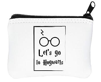 Harry Potter Go To Hogwarts Billetera con Cremallera ...