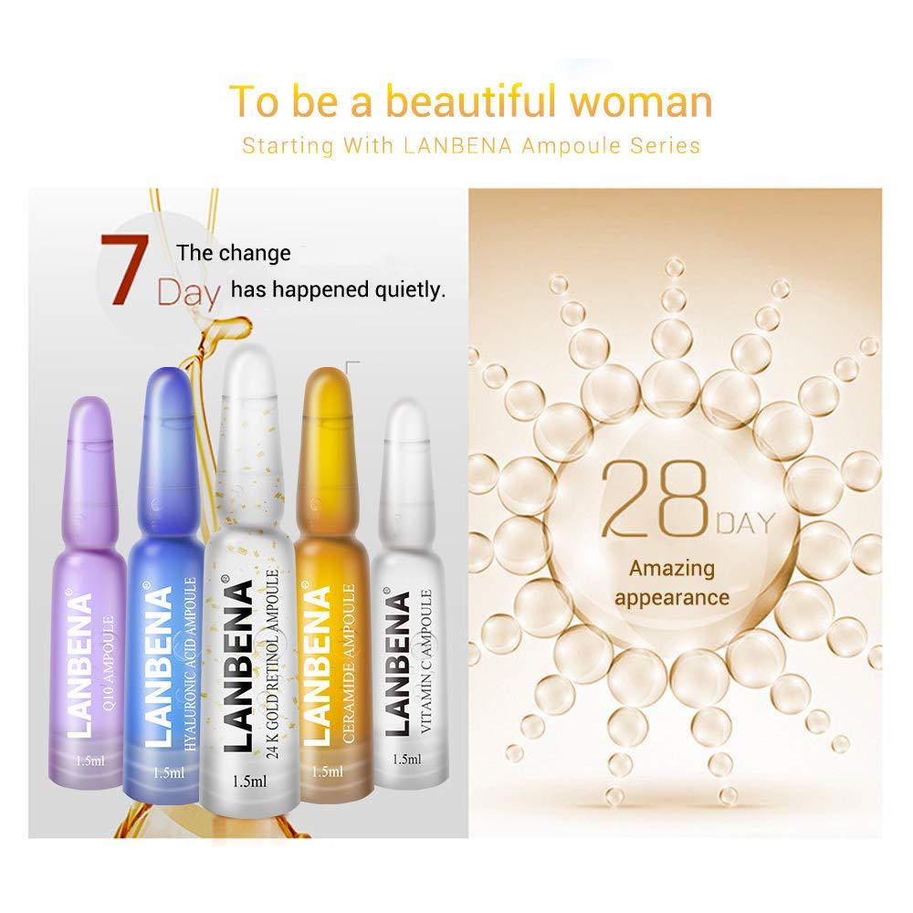 Amazon.com: Vitamina C Sérum Retinol de ácido hialurónico ...