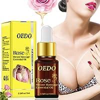Ofanyia Rose Breast Massage Essential Oil Nourishing Breast Skin Lifting Firming...