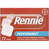 5x Rennie Pfefferminz 72