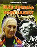 img - for Jane Goodall and Mary Leakey (Dynamic Duos of Science) book / textbook / text book