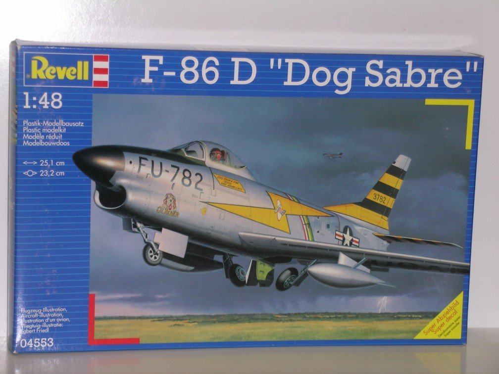 Revell/Germany F-86D
