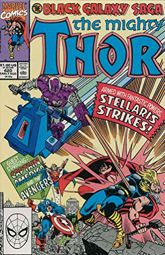 Thor #420 VG ; Marvel comic book