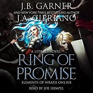 Ring of Promise: A LitRPG novel Audiobook