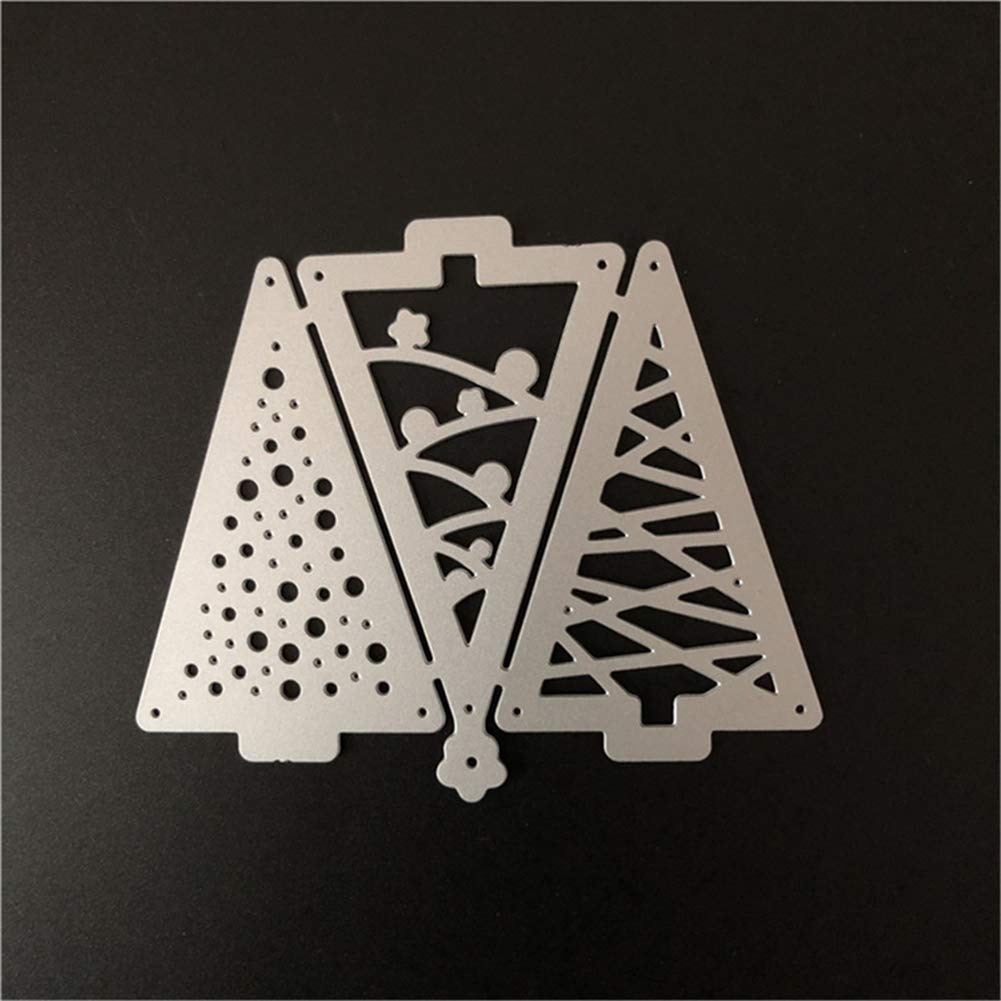 Snowman Christmas Metal Cutting Dies 2.82.7 Craft Die Cuts for Card Making and Scrapbooking