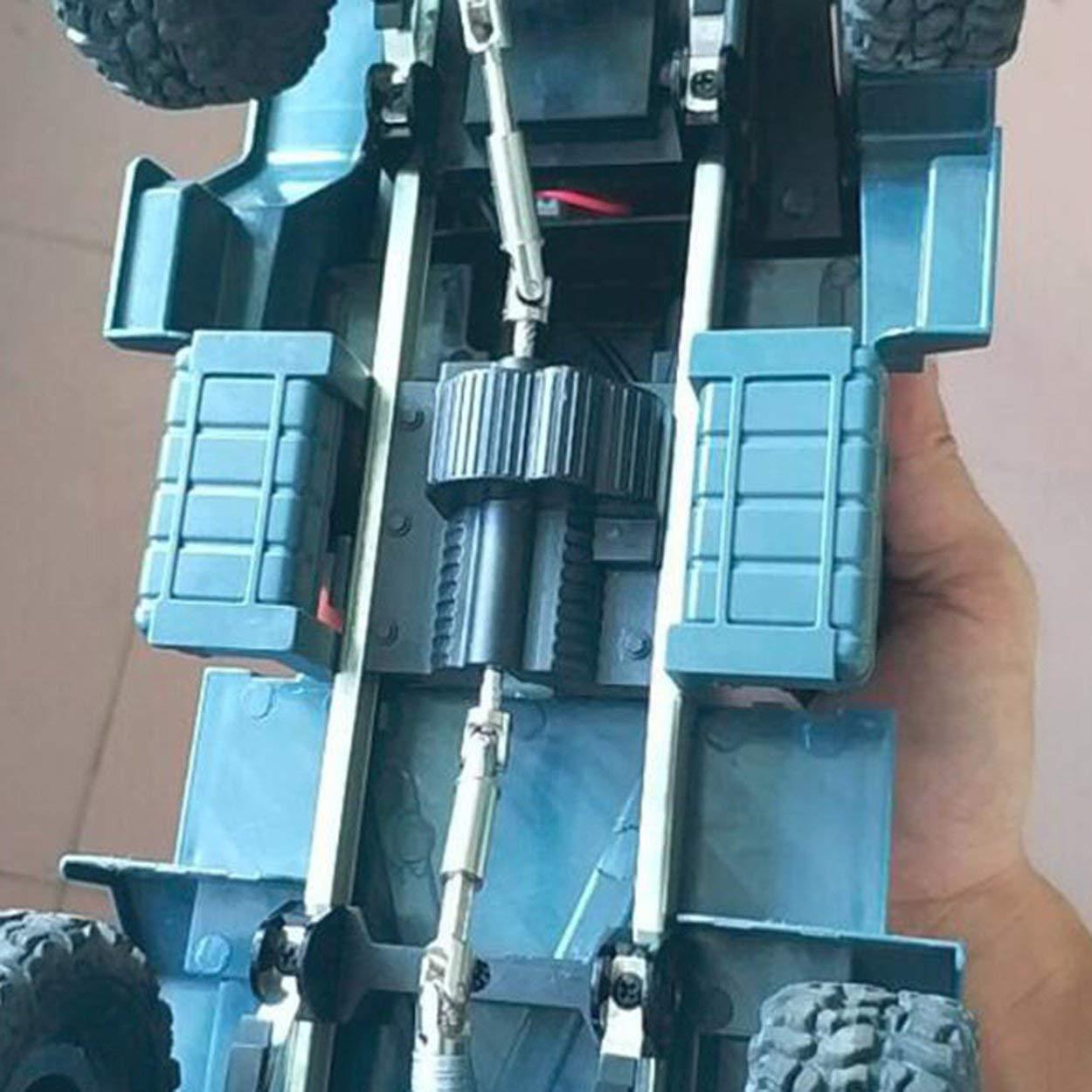 Lorenlli Junta de Eje de transmisi/ón de Metal CVD 90-115mm para 1//10 Escala RC Oruga SCX10 RC4WD D90 Cross Axial CC01 Truck Fit Tamiya RC Car Toy Parts