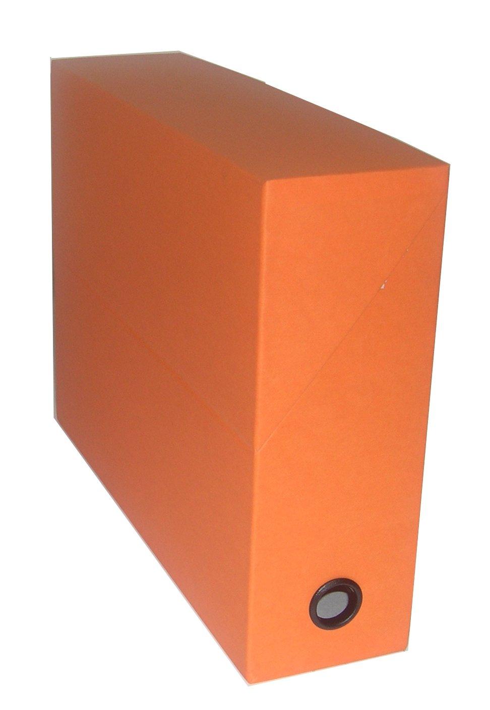Esselte 807665 - Caja de transferencia (120 mm), verde: Amazon.es: Oficina y papelería