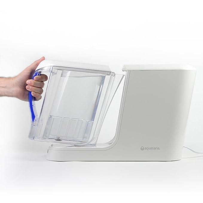 Aquasana aq-pwfs-d-w 16-cup dispensador con sistema de filtrado de ...