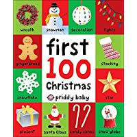 First 100 Christmas Words (Board Book)