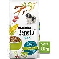 Beneful Minis Cachorros, Pavo con Coco, 4 kg