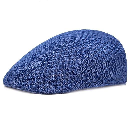 2019 Hat, Malla Plana de algodón Gorra de Pico Pata de Pato ...