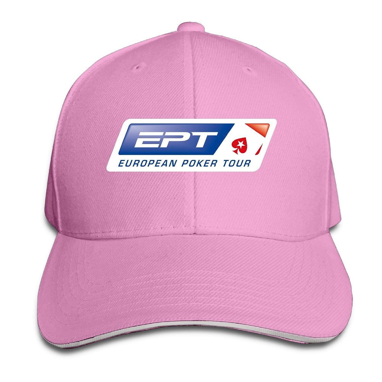 MYDT1 Unisex EPT Logo Outdoor Sandwich Peaked Caps Hats