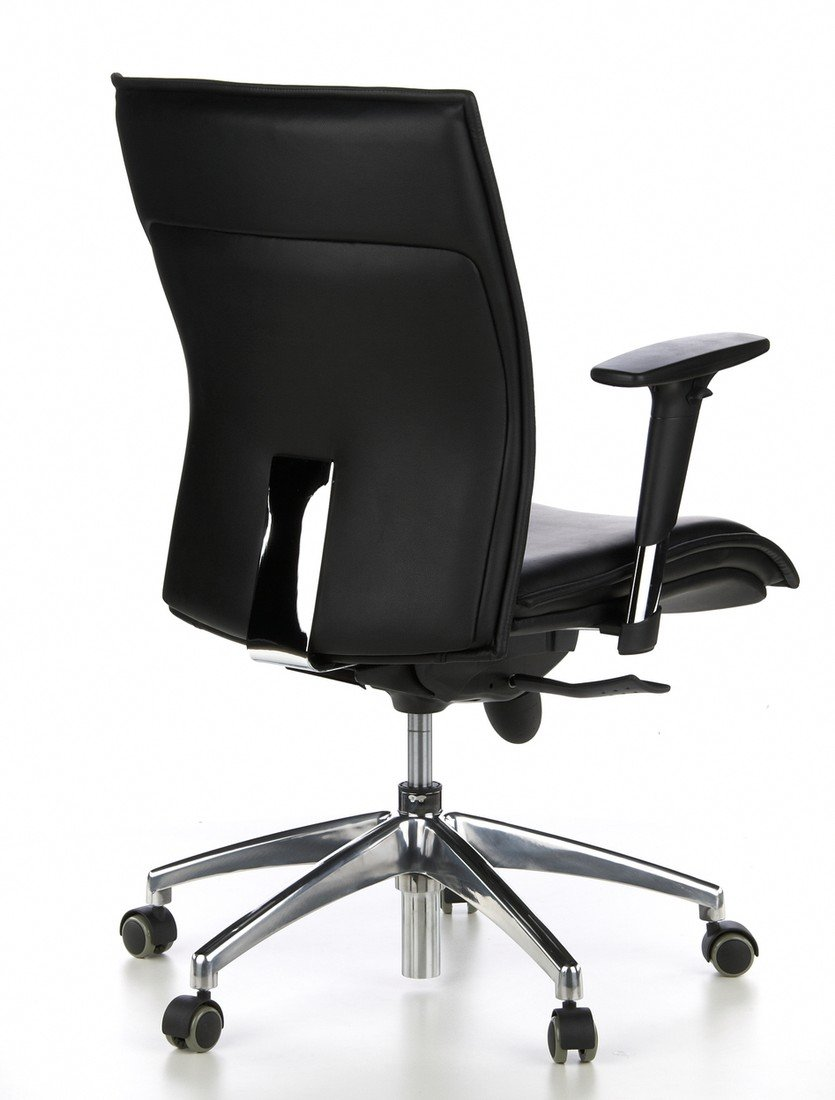 aspera 10 executive office nappa leather brown. Hjh OFFICE, 600100, Luxury Executive Chair, Swivel Office MURANO 10, Black, Leather, Ergonomic Backrest, Computer Desk Chair With Height Adjustable Aspera 10 Nappa Leather Brown E