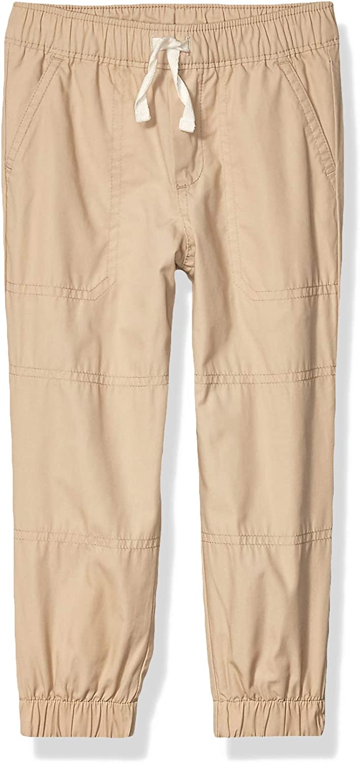 Brand Spotted Zebra Boys Woven Lined Jogger Pants