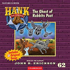 The Ghost of Rabbits Past Audiobook