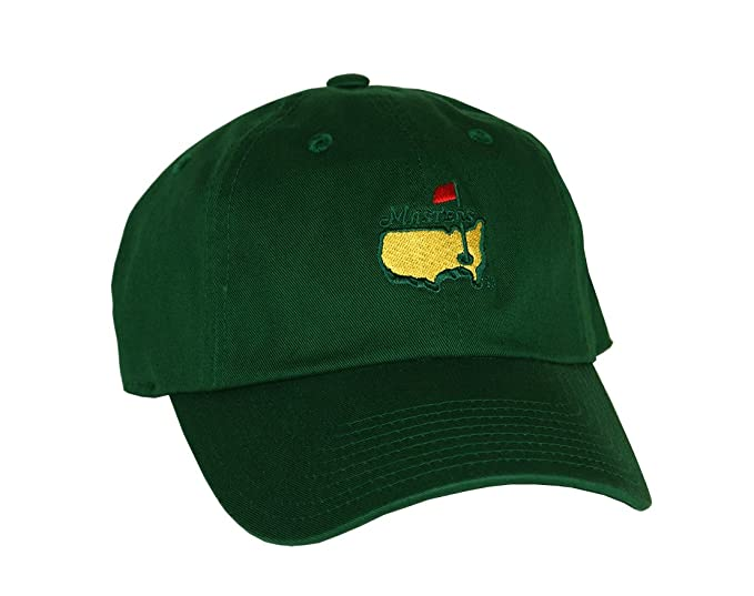 35562abddd5 Amazon.com   Masters Golf Hat (Green)   Sports   Outdoors