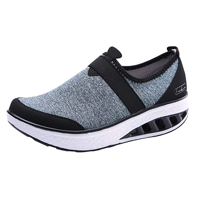 Amazon.com: Boomboom Fashion Teens Girls Increased Height Thick Sole Casual Shoes: Clothing
